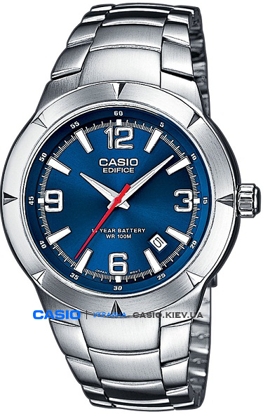 EF-124D-2AVEF, Casio Edifice