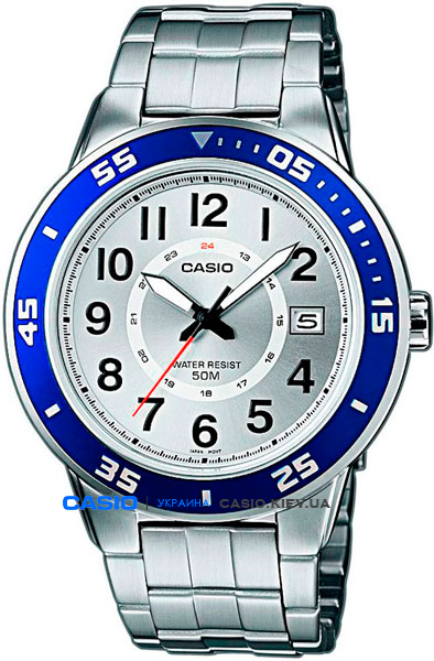 MTP-1298D-7B2VEF, Casio Standard Analogue