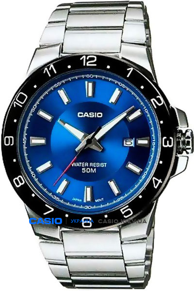 MTP-1297BD-2AVDF, Casio Standard Analogue