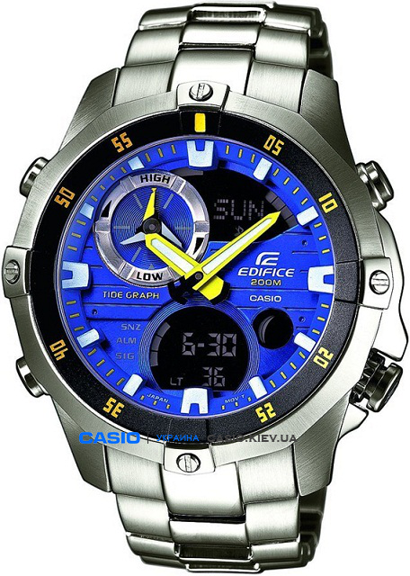 EMA-100D-2AVUEF, Casio Edifice