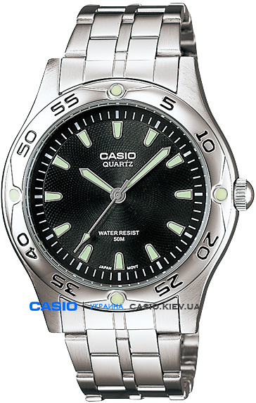 MTP-1243D-1AVDF, Casio Standard Analogue
