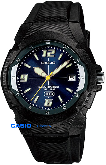 MW-600F-2AVDF, Casio Standard Analogue