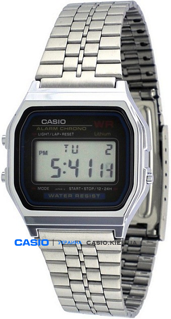 A159W-N1 (A), Casio Standard Digital