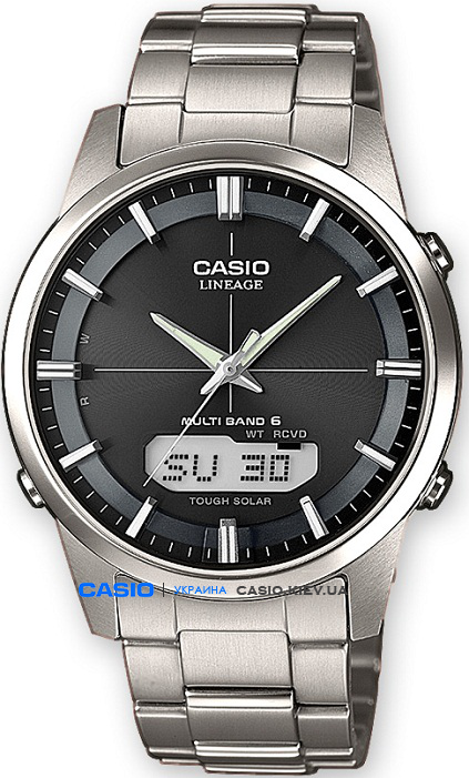 LCW-M170TD-1AER, Casio Lineage