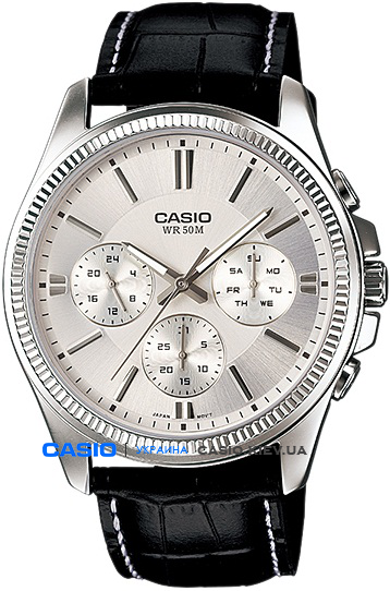 MTP-1375L-7AVDF, Casio Standard Analogue