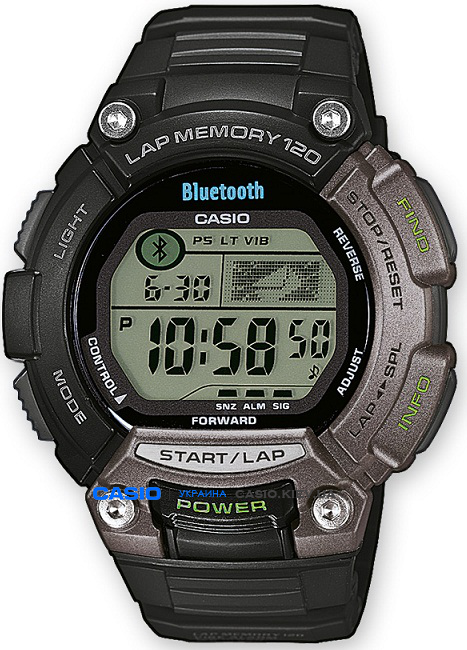 STB-1000-1EF, Casio Standard Digital
