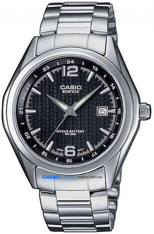 EF-121D-1AVEF, Casio Edifice
