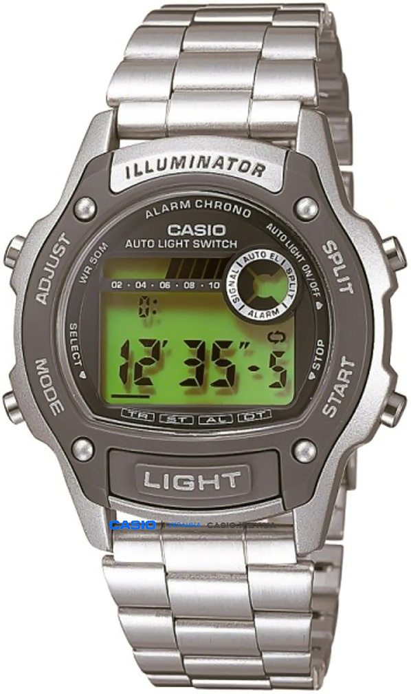 W-94HD-1A, Casio Standard Digital