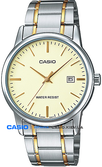 MTP-V002SG-9A (А), Casio Standard Analogue
