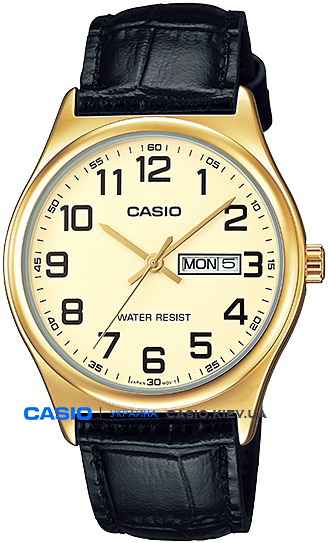 MTP-V003GL-9B (А), Casio Standard Analogue