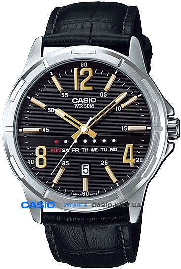 MTP-E106L-1A (А), Casio Standard Analogue