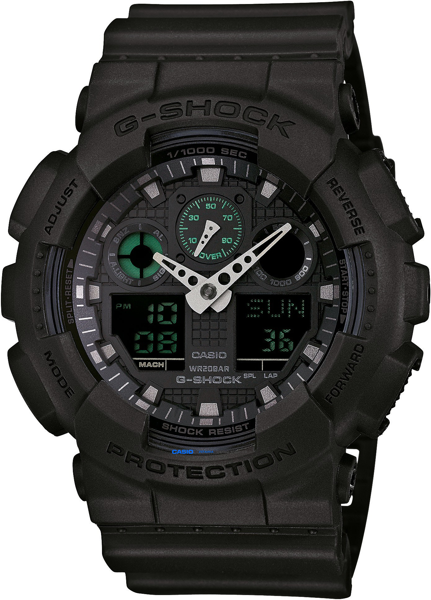 GA-100MB-1AER, Casio G-Shock