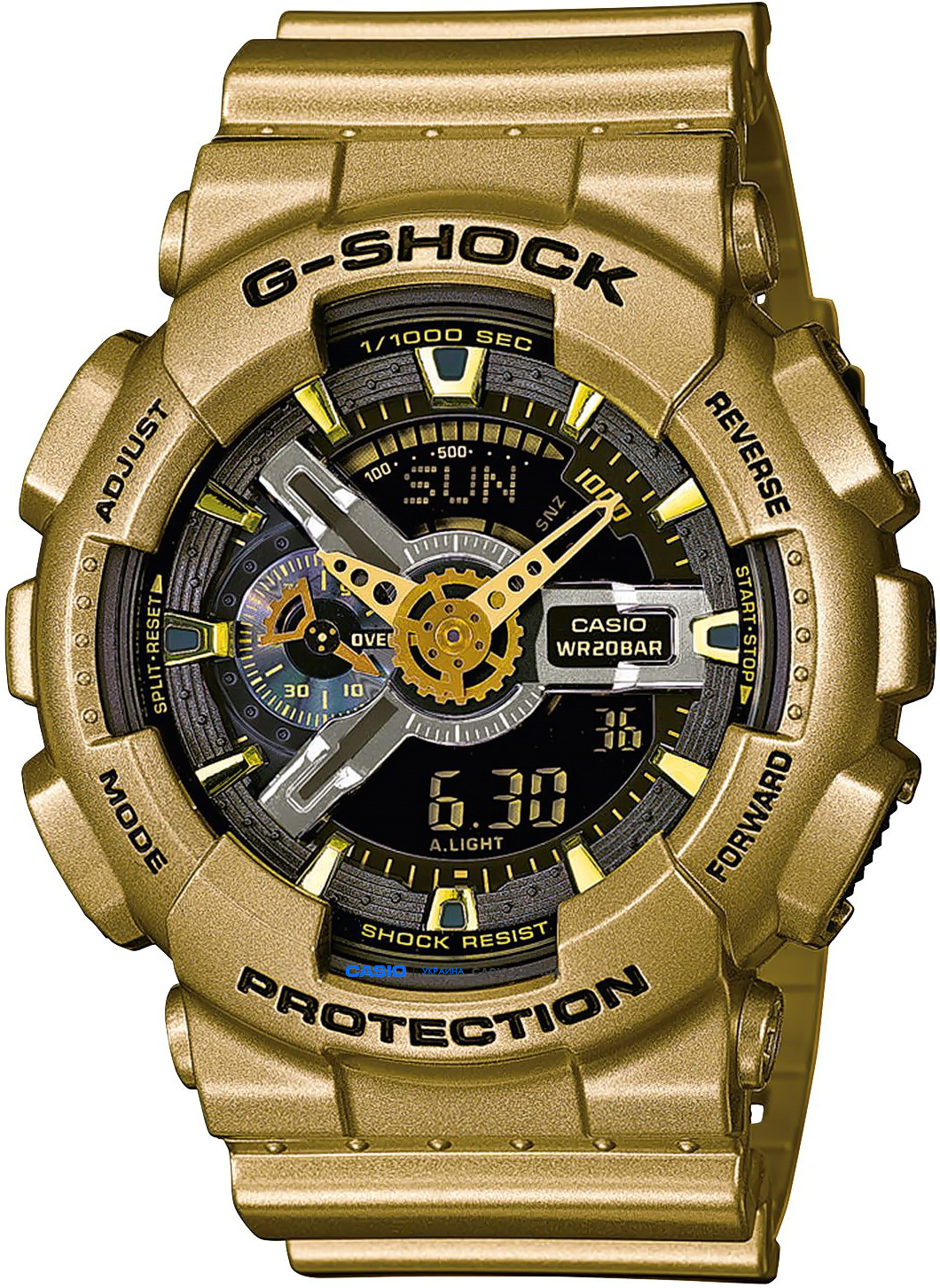 GA-110GD-9BER, Casio G-Shock
