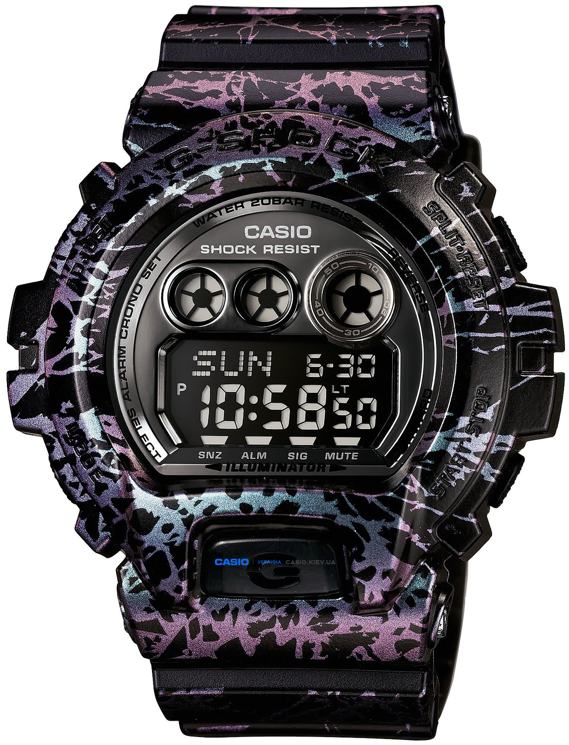 GD-X6900PM-1ER, Casio G-Shock