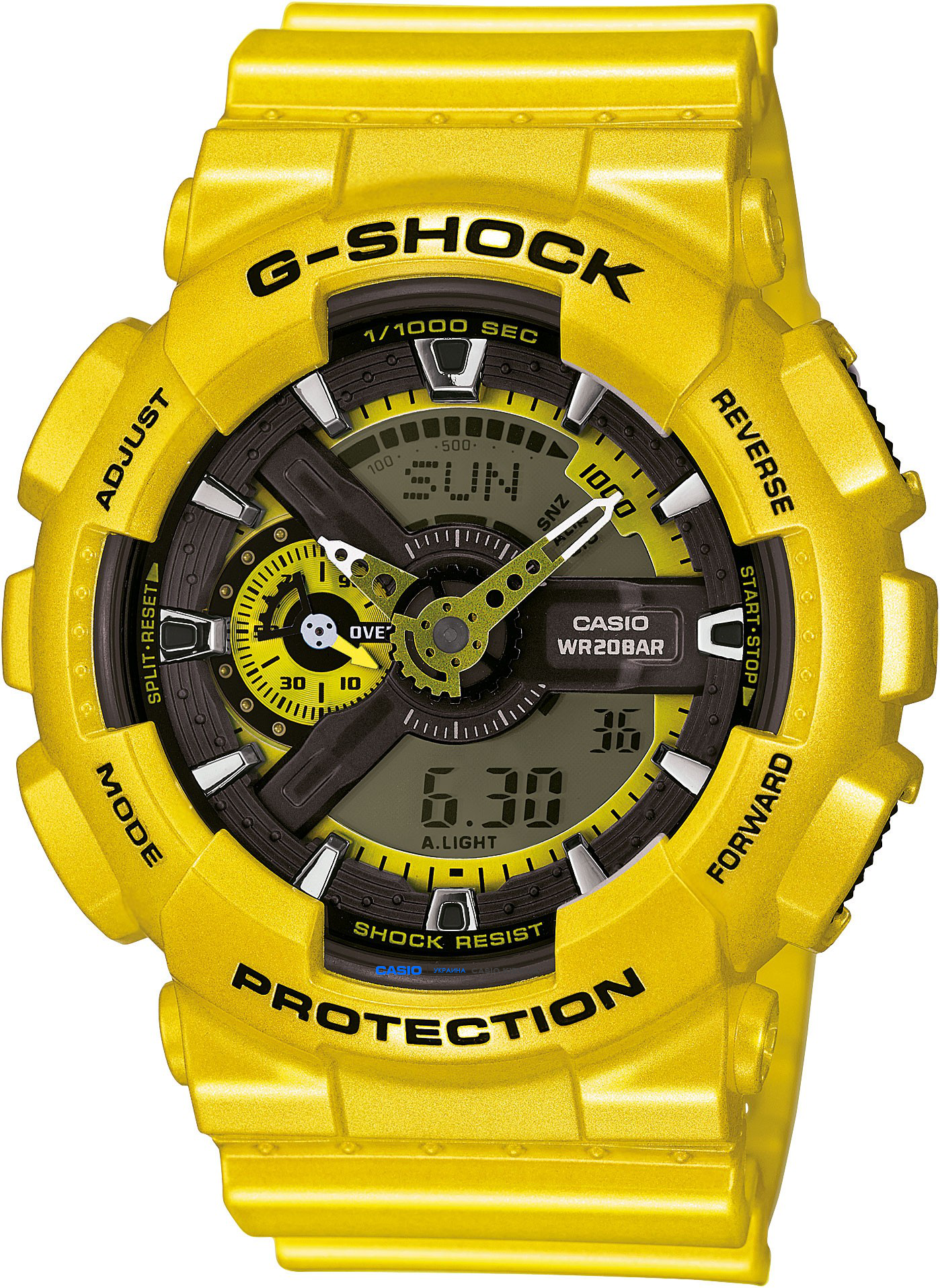 GA-110NM-9AER, Casio G-Shock