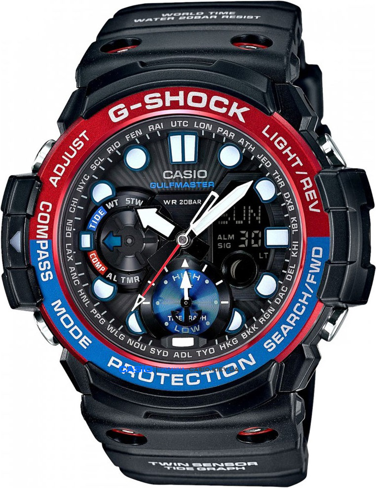 GN-1000-1AER, Casio G-Shock