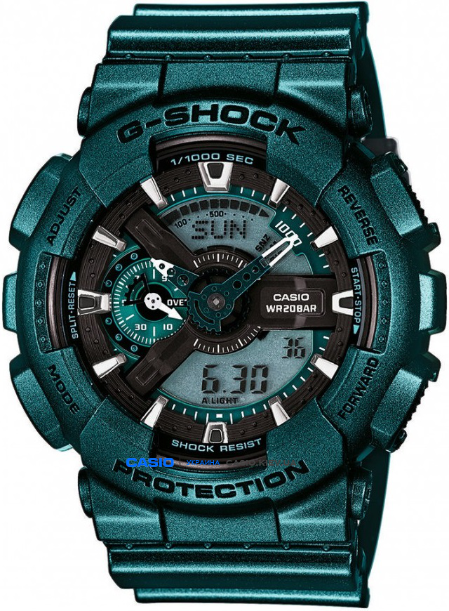 GA-110NM-3AER, Casio G-Shock