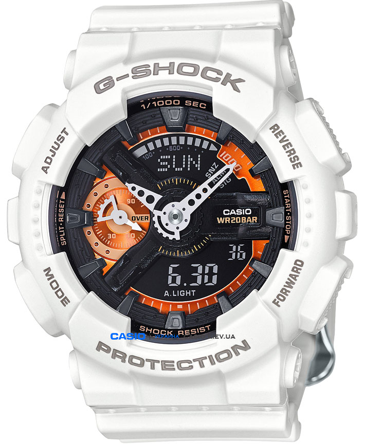 GMA-S110CW-7A3ER, Casio G-Shock