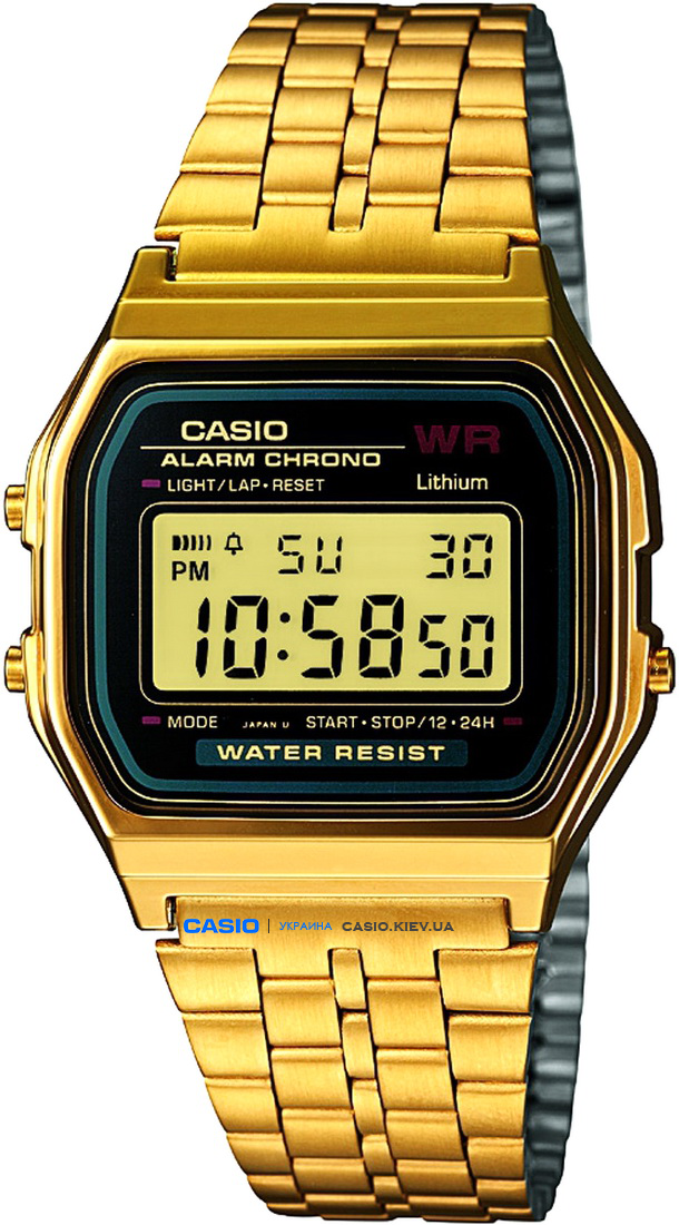A159WGEA-1EF, Casio Standard Digital