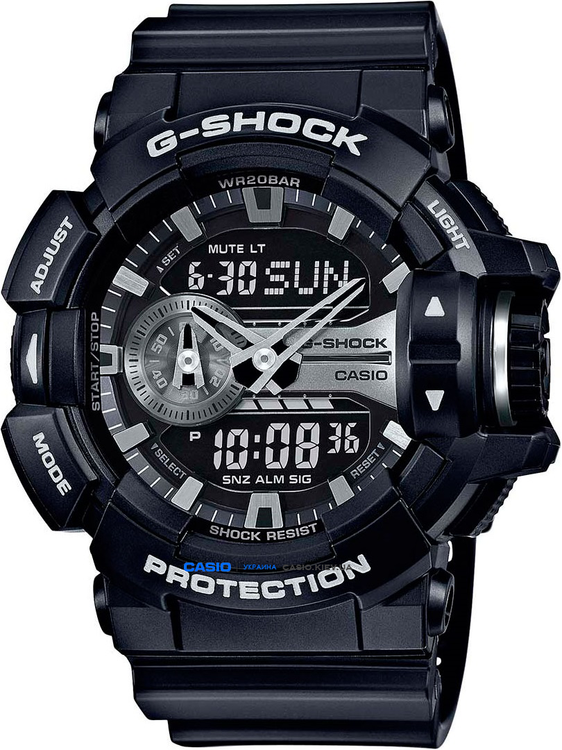 GA-400GB-1AER, Casio G-Shock
