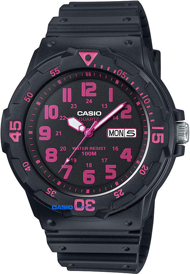 MRW-200H-4CVEF, Casio Standard Analogue