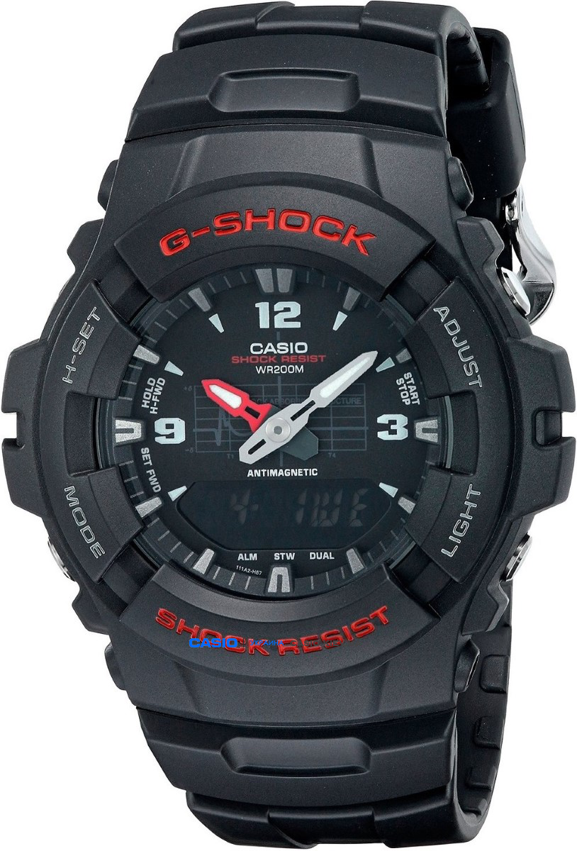 G-100-1BV, Casio G-Shock