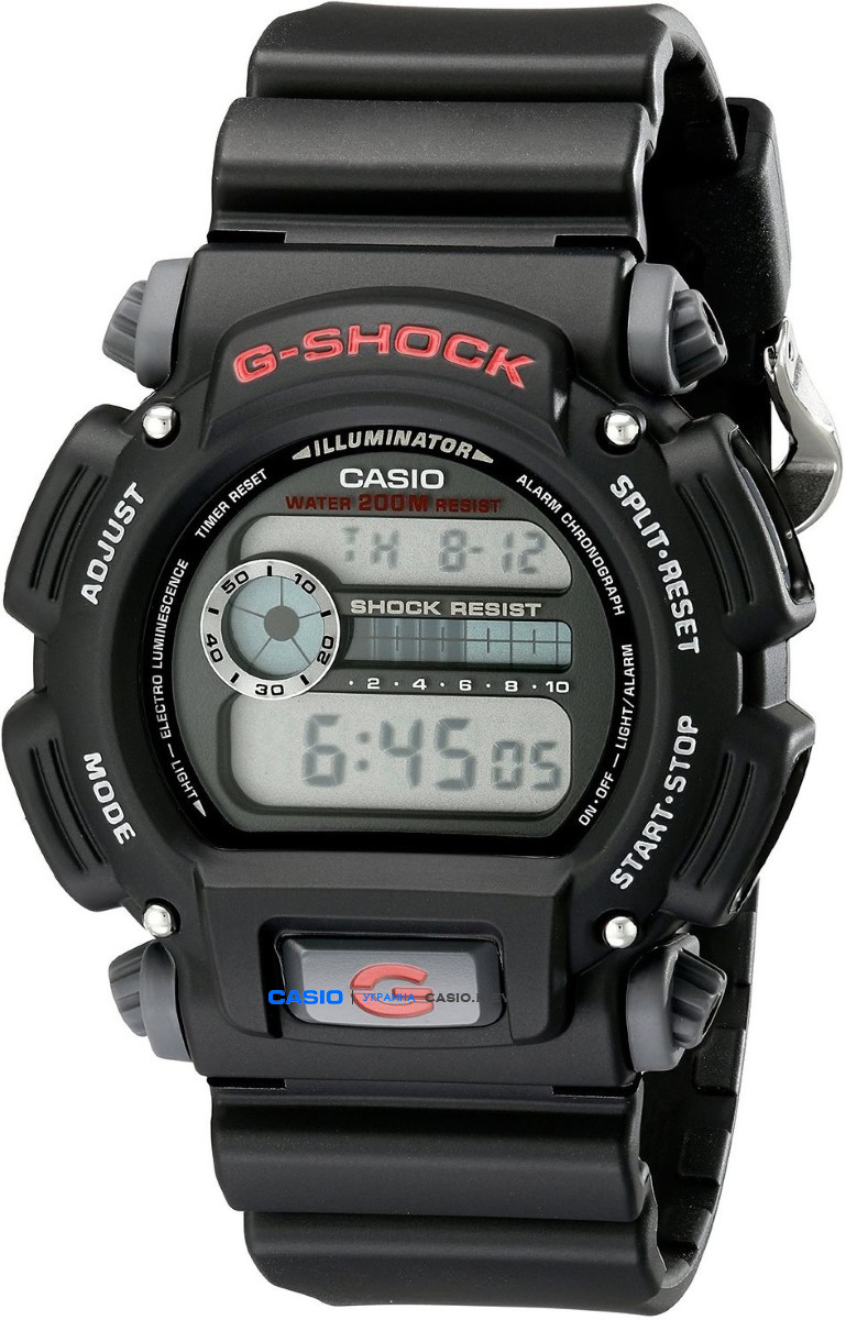 DW-9052-1V, Casio G-Shock
