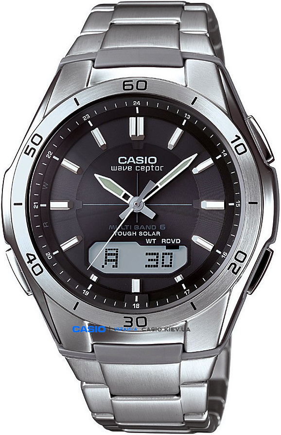 WVA-M640D-1ACR, Casio Combination