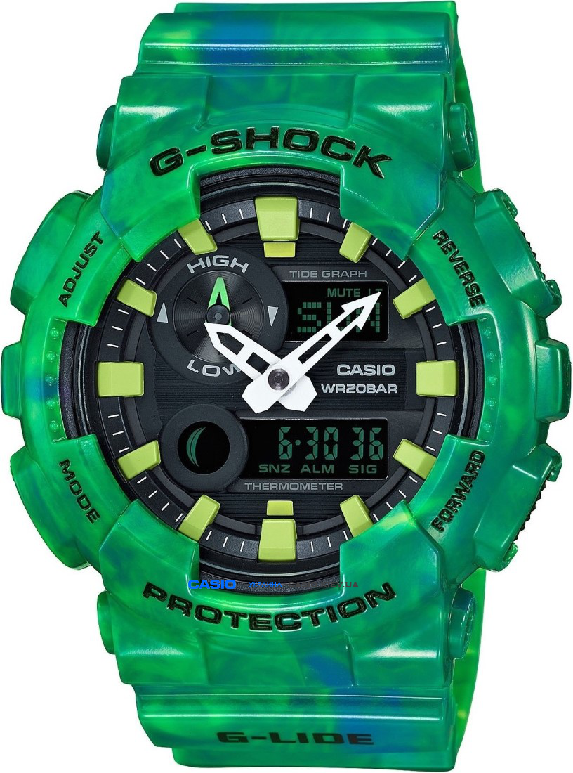 GAX-100MB-3AER, Casio G-Shock