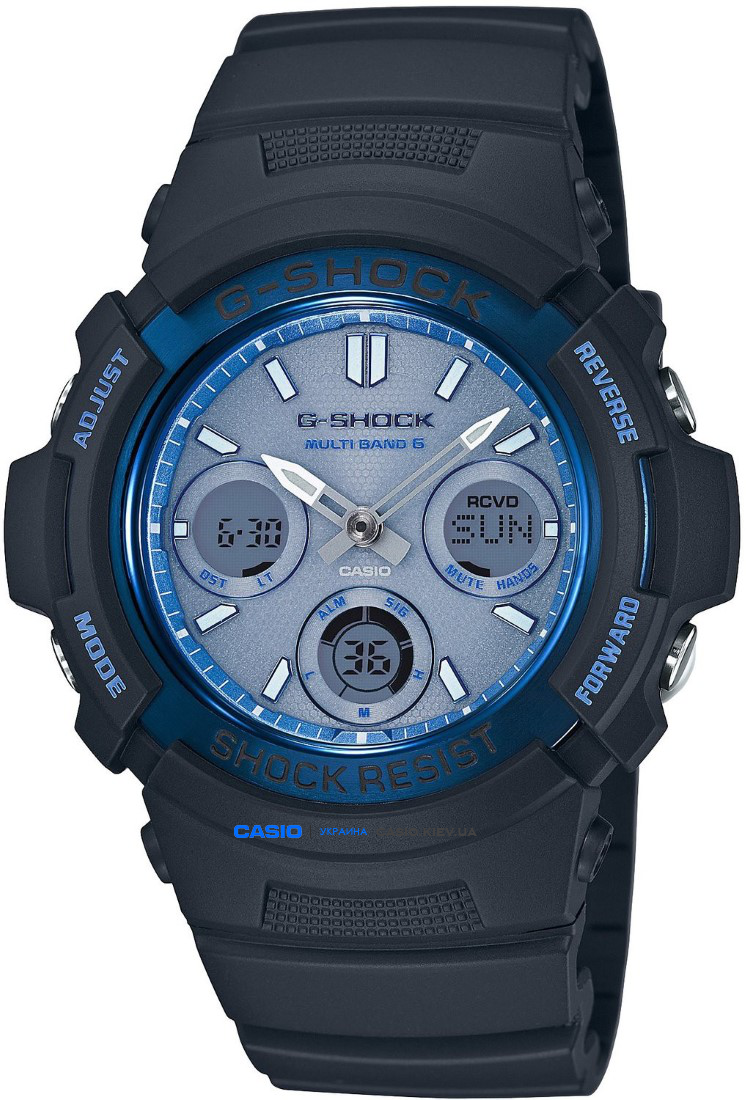 AWG-M100SF-2A, Casio G-Shock