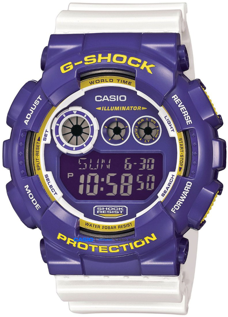 GD-120CS-6, Casio G-Shock