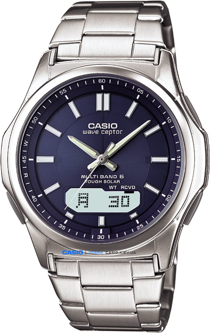 WVA-M630D-2A, Casio Combination