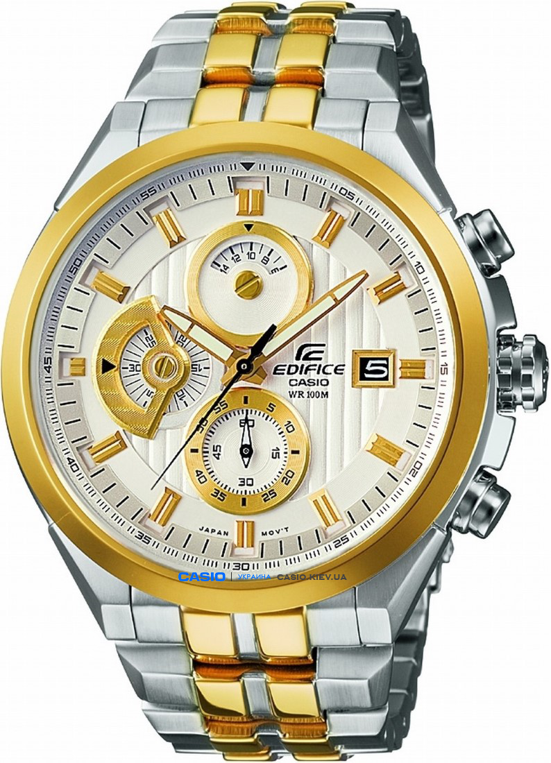 EF-556SG-7AV, Casio Edifice