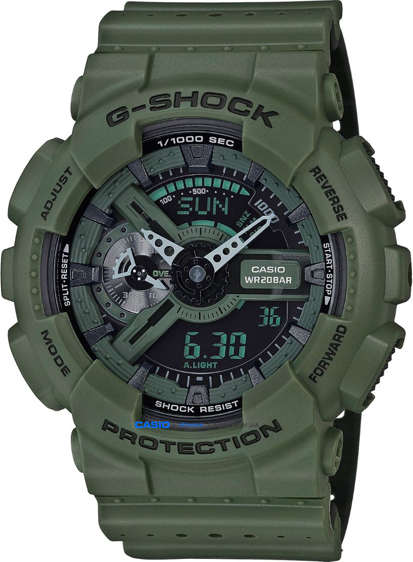 GA-110LP-3A, Casio G-Shock