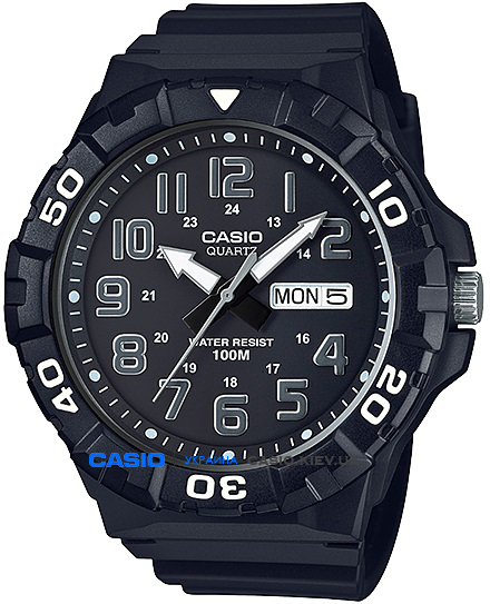 MRW-210H-1AVEF, Casio Standard Analogue