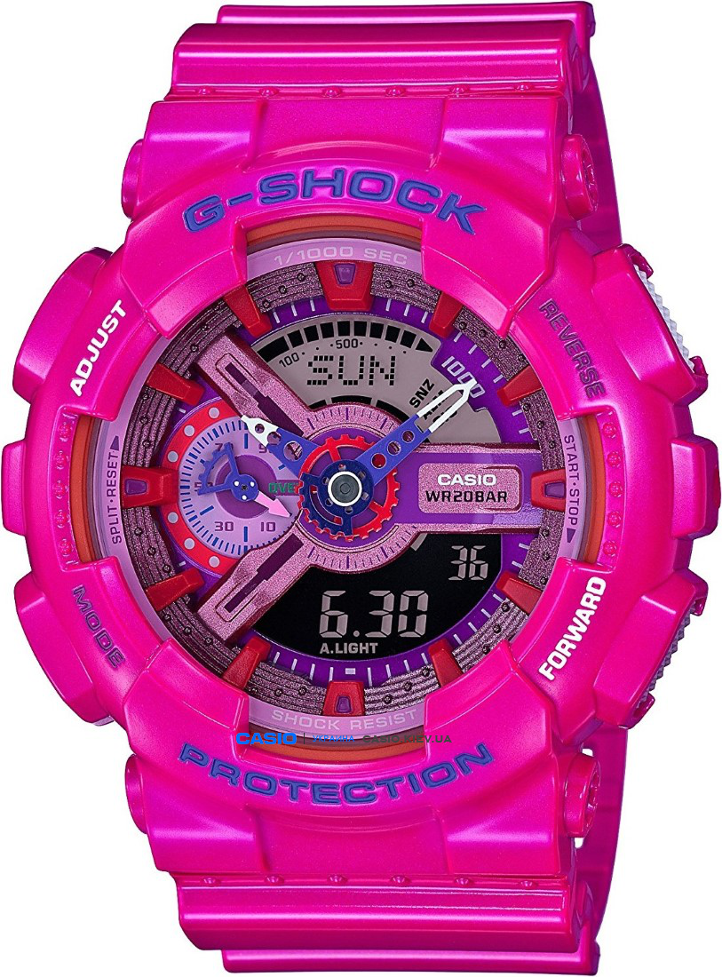GA-110MC-4A, Casio G-Shock