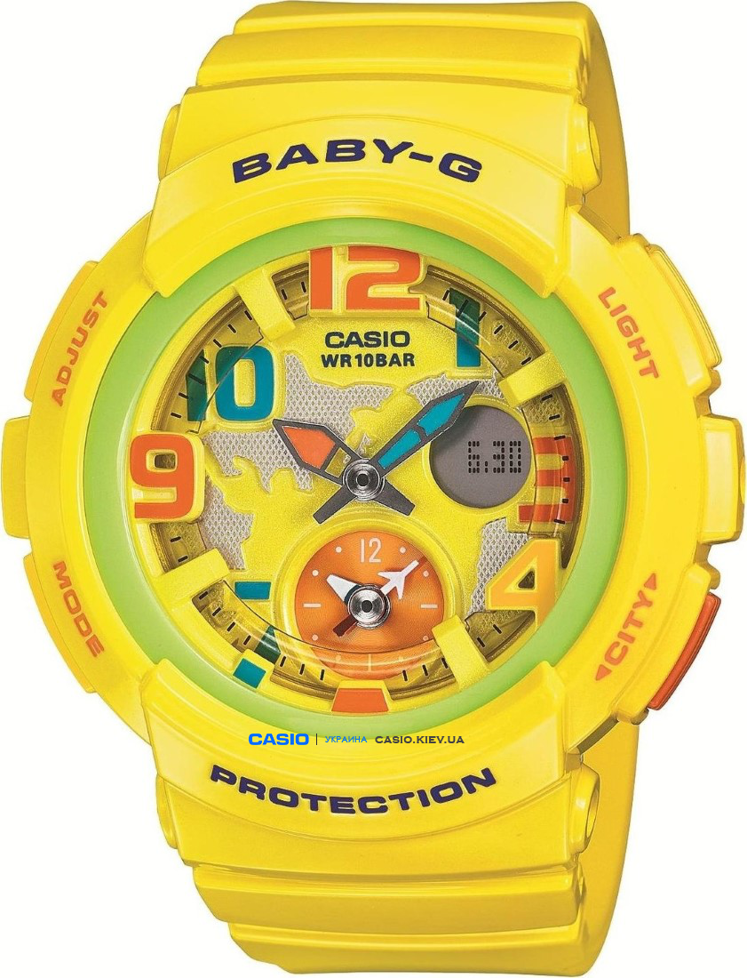 BGA-190-9B, Casio G-Shock