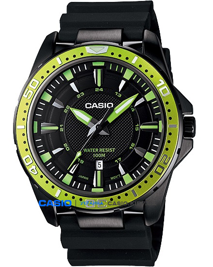 MTD-1072-3A, Casio Standard Analogue