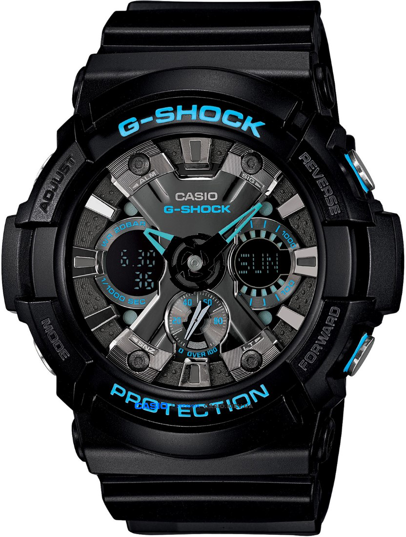 GA-201BA-1A, Casio G-Shock