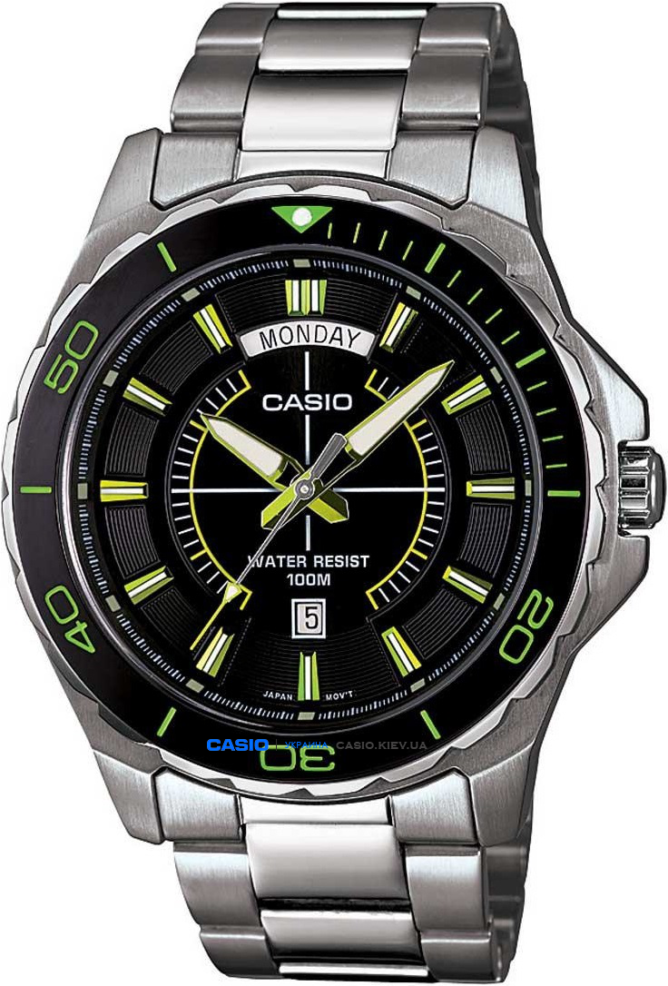 MTD-1076D-1A3V, Casio Standard Analogue