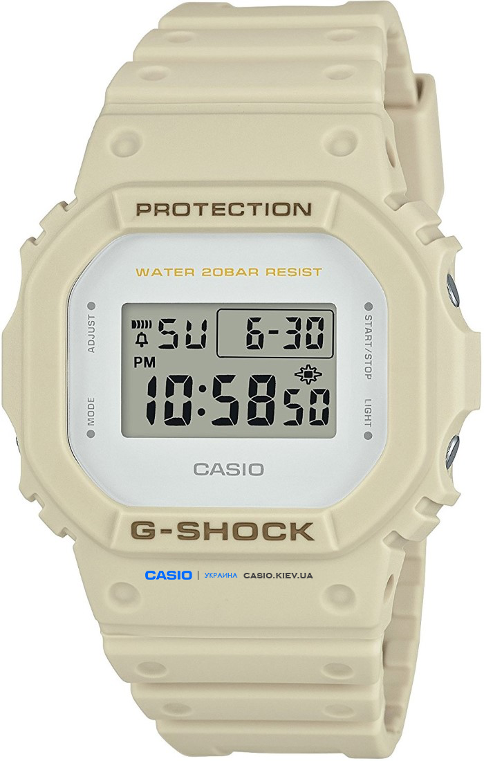 DW-5600EW-7JF, Casio G-Shock