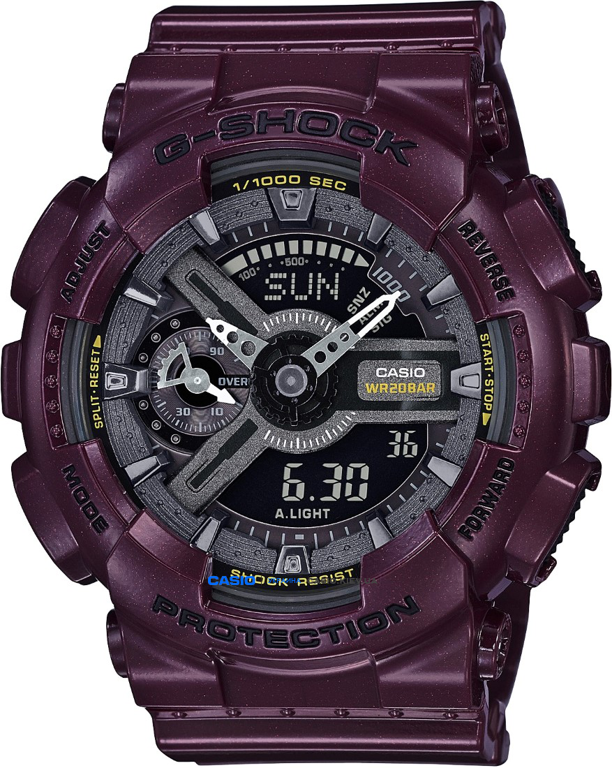 GMA-S110MC-6A, Casio G-Shock