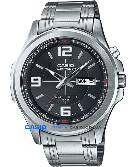 MTP-E202D-1A, Casio Standard Analogue