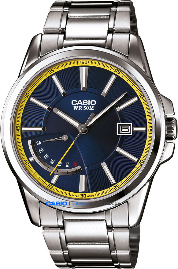 MTP-E102D-2A, Casio Standard Analogue