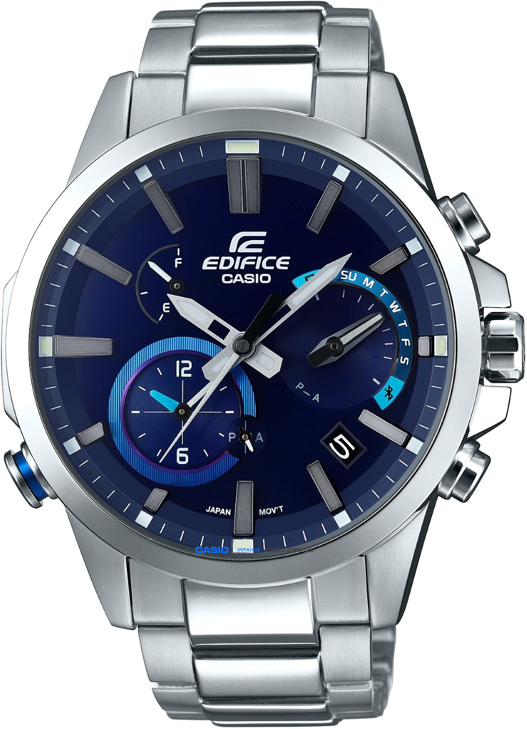 EQB-700D-2AER, Casio Edifice