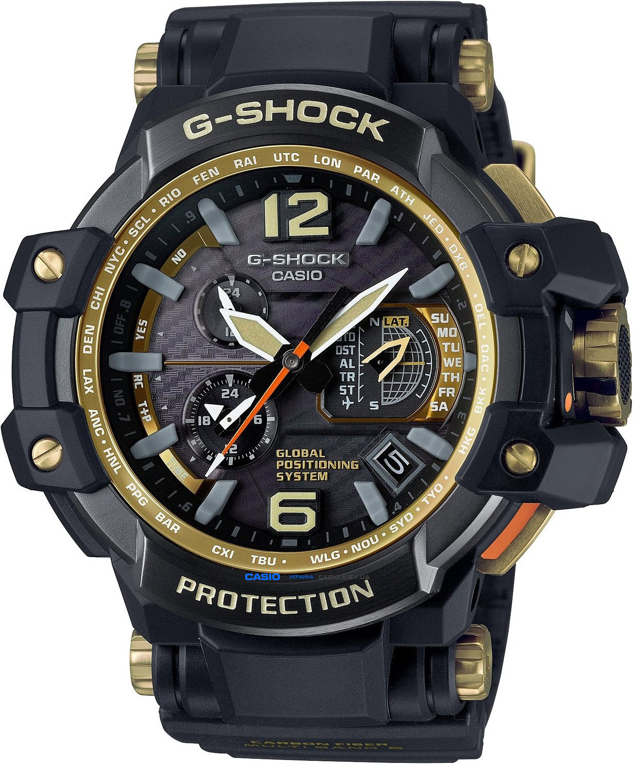 GPW-1000GB-1AER, Casio G-Shock