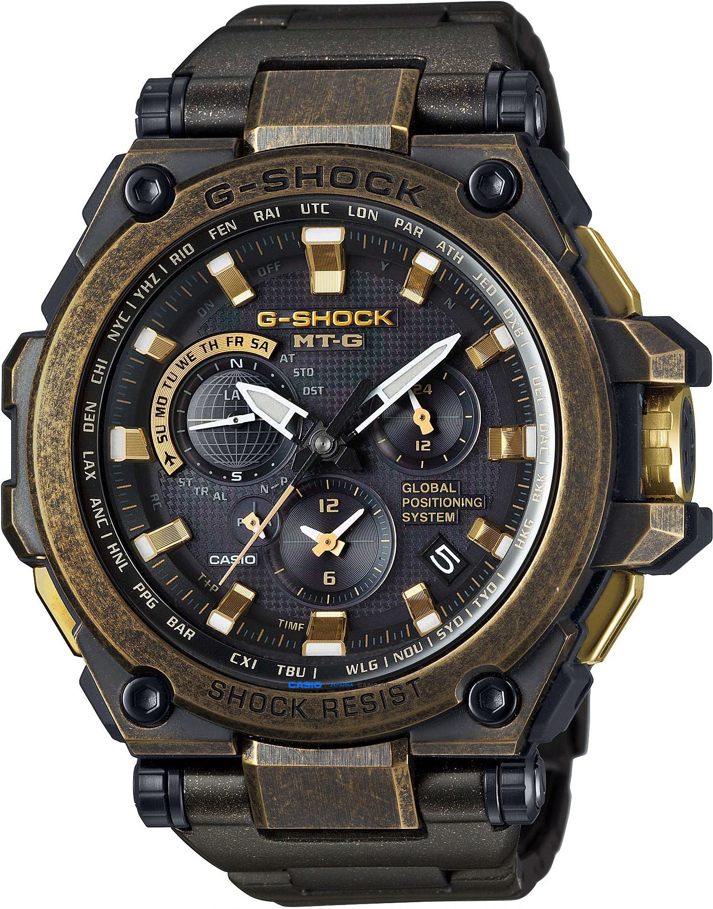 MTG-G1000BS-1AER, Casio G-Shock