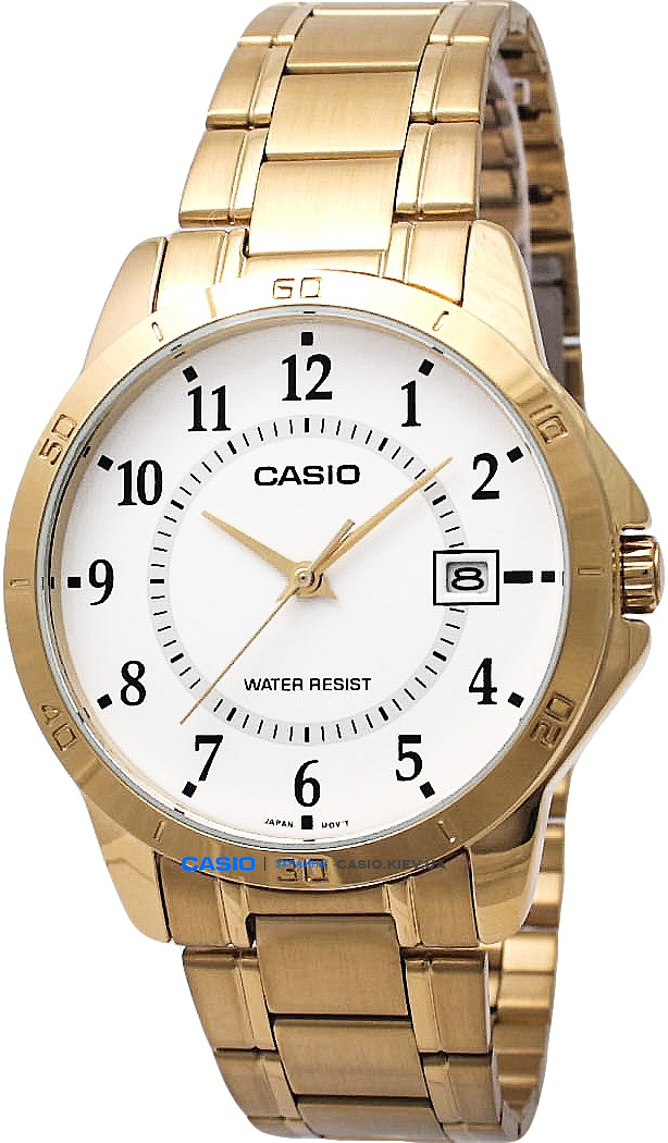 MTP-V004G-7B (A), Casio Standard Analogue
