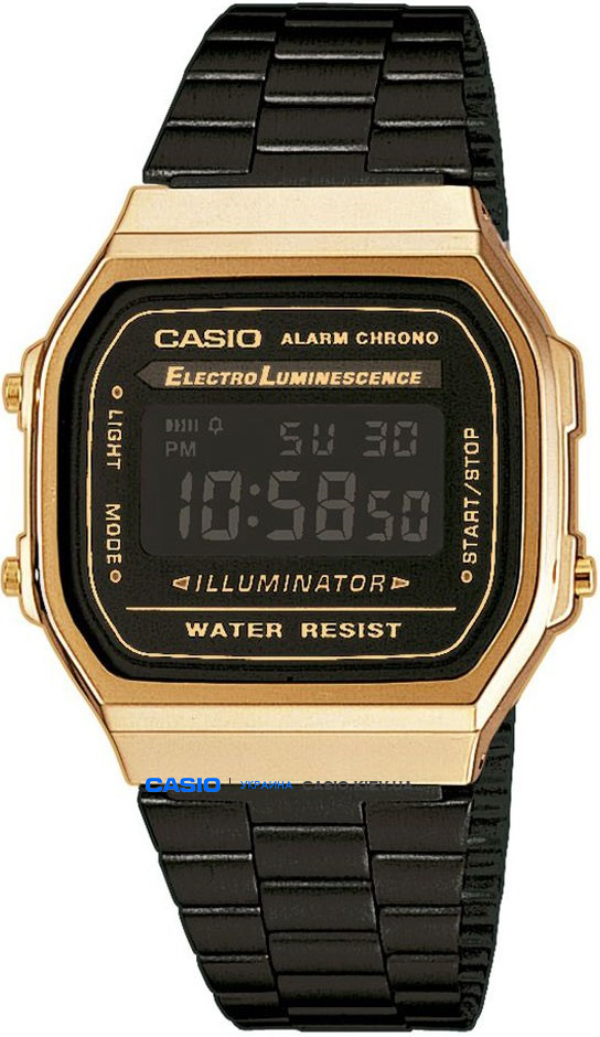 A168WEGB-1BEF, Casio Standard Digital