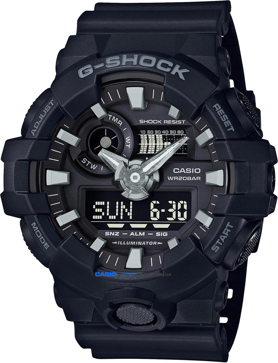 GA-700-1B, Casio G-Shock